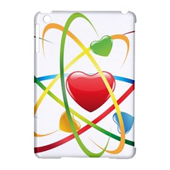 Love Apple iPad Mini Hardshell Case (Compatible with Smart Cover)