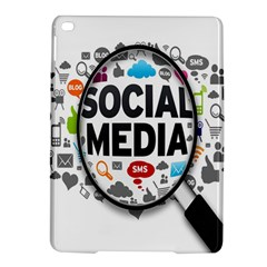 Social Media Computer Internet Typography Text Poster iPad Air 2 Hardshell Cases