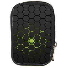 Green Android Honeycomb  Compact Camera Cases