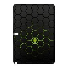 Green Android Honeycomb  Samsung Galaxy Tab Pro 10.1 Hardshell Case