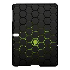 Green Android Honeycomb  Samsung Galaxy Tab S (10.5 ) Hardshell Case