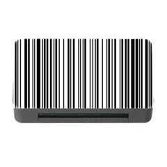 Barcode Pattern Memory Card Reader with CF