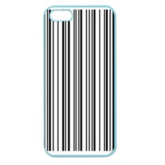 Barcode Pattern Apple Seamless iPhone 5 Case (Color)