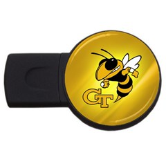Georgia Institute Of Technology Ga Tech USB Flash Drive Round (4 GB)