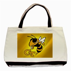 Georgia Institute Of Technology Ga Tech Basic Tote Bag (Two Sides)