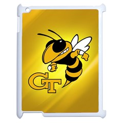 Georgia Institute Of Technology Ga Tech Apple iPad 2 Case (White)