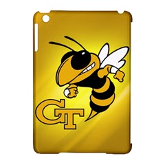 Georgia Institute Of Technology Ga Tech Apple iPad Mini Hardshell Case (Compatible with Smart Cover)
