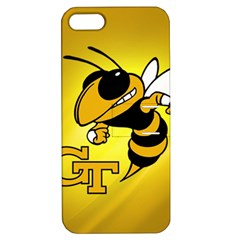 Georgia Institute Of Technology Ga Tech Apple iPhone 5 Hardshell Case with Stand