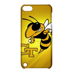 Georgia Institute Of Technology Ga Tech Apple iPod Touch 5 Hardshell Case with Stand