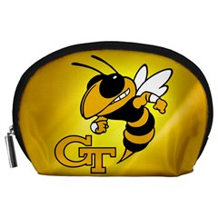 Georgia Institute Of Technology Ga Tech Accessory Pouches (Large)