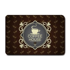 Coffee House Small Doormat