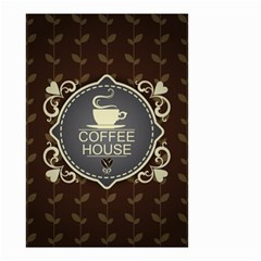 Coffee House Small Garden Flag (Two Sides)