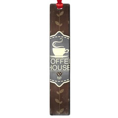 Coffee House Large Book Marks