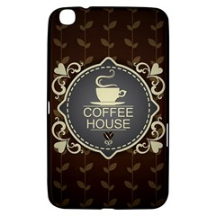 Coffee House Samsung Galaxy Tab 3 (8 ) T3100 Hardshell Case