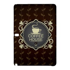 Coffee House Samsung Galaxy Tab Pro 10.1 Hardshell Case
