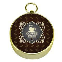 Coffee House Gold Compasses