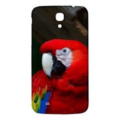 Scarlet Macaw Bird Samsung Galaxy Mega I9200 Hardshell Back Case