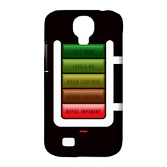 Black Energy Battery Life Samsung Galaxy S4 Classic Hardshell Case (PC+Silicone)