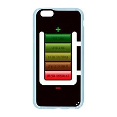 Black Energy Battery Life Apple Seamless iPhone 6/6S Case (Color)