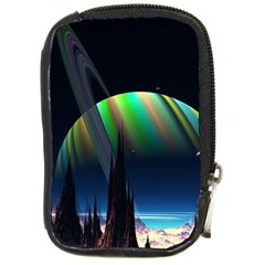 Planets In Space Stars Compact Camera Cases