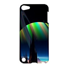 Planets In Space Stars Apple iPod Touch 5 Hardshell Case