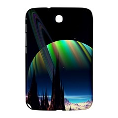 Planets In Space Stars Samsung Galaxy Note 8.0 N5100 Hardshell Case