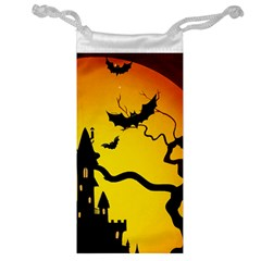 Halloween Night Terrors Jewelry Bag