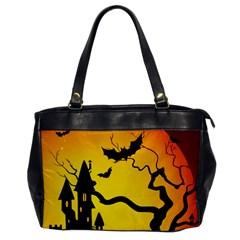Halloween Night Terrors Office Handbags