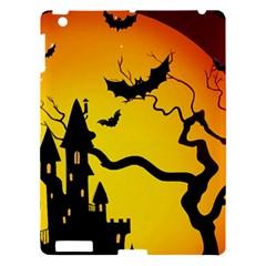 Halloween Night Terrors Apple iPad 3/4 Hardshell Case