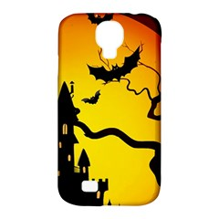 Halloween Night Terrors Samsung Galaxy S4 Classic Hardshell Case (PC+Silicone)