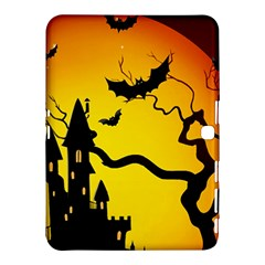 Halloween Night Terrors Samsung Galaxy Tab 4 (10.1 ) Hardshell Case