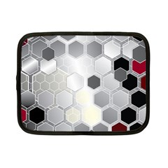 Honeycomb Pattern Netbook Case (Small)