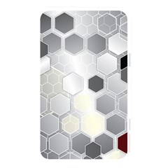 Honeycomb Pattern Memory Card Reader