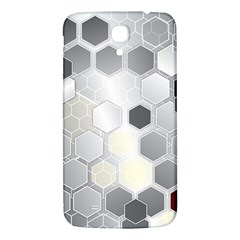 Honeycomb Pattern Samsung Galaxy Mega I9200 Hardshell Back Case