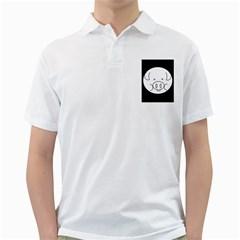 Pig Logo Golf Shirts