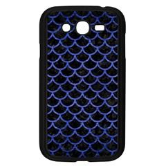 SCA1 BK-MRBL BL-BRSH Samsung Galaxy Grand DUOS I9082 Case (Black)