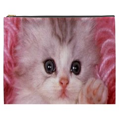 Cat Animal Kitten Pet Cosmetic Bag (XXXL)