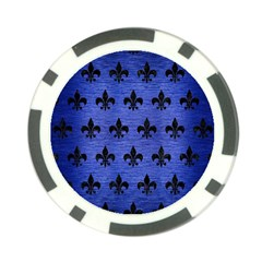 RYL1 BK-MRBL BL-BRSH Poker Chip Card Guard