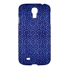 HXG1 BK-MRBL BL-BRSH (R) Samsung Galaxy S4 I9500/I9505 Hardshell Case