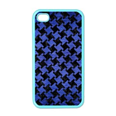 HTH2 BK-MRBL BL-BRSH Apple iPhone 4 Case (Color)