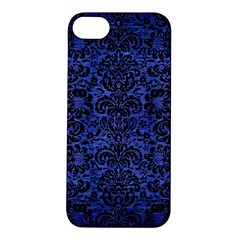 DMS2 BK-MRBL BL-BRSH (R) Apple iPhone 5S/ SE Hardshell Case