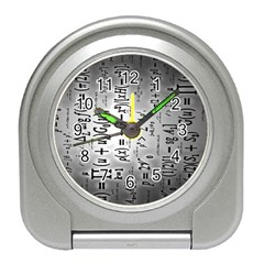 Science Formulas Travel Alarm Clocks