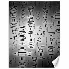 Science Formulas Canvas 18  x 24