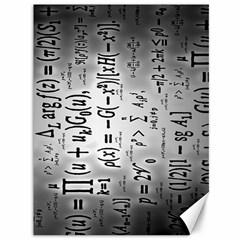 Science Formulas Canvas 36  x 48