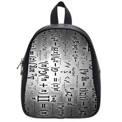 Science Formulas School Bags (Small)