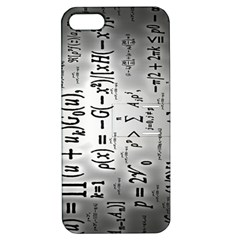 Science Formulas Apple iPhone 5 Hardshell Case with Stand
