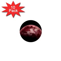 Planet Fantasy Art 1  Mini Magnet (10 pack)