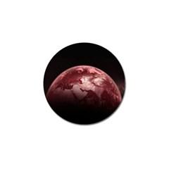 Planet Fantasy Art Golf Ball Marker (10 pack)