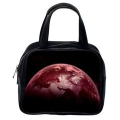 Planet Fantasy Art Classic Handbags (One Side)