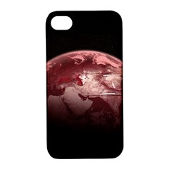 Planet Fantasy Art Apple iPhone 4/4S Hardshell Case with Stand